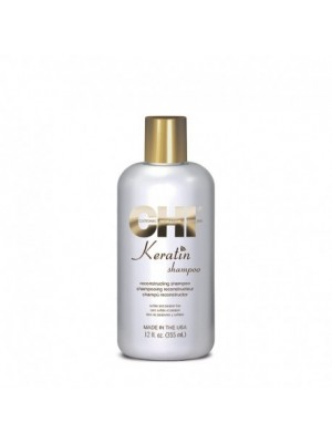 CHI šampūnas su keratinu, 355 ml/950ml