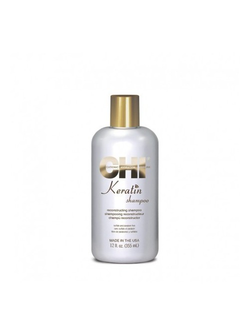 CHI šampūnas su keratinu, 355 ml