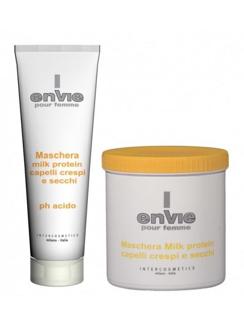ENVIE Pieno proteinų kaukė nualintiems plaukams 250ml/1L
