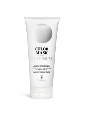 COLOR MASK- blondinėms ir žiliems plaukams, PLATINUM, 200ml