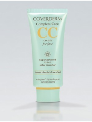 Coverderm CC Cream for face