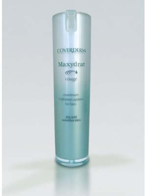 Coverderm Maxydrat Visage Dry/Sensitive,30ml