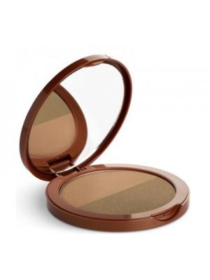 Bronzinė kompaktinė pudra 'Bronze Illusion'