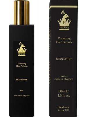 Kvepalai plaukams Herra Signature, apsaugantys bei drėkinantys plaukus, 50ml