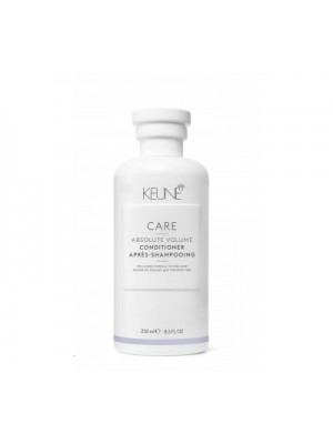 Keune CARE kondicionierius, didinantis plaukų apimtį ABSOLUTE VOLUME, 250ml