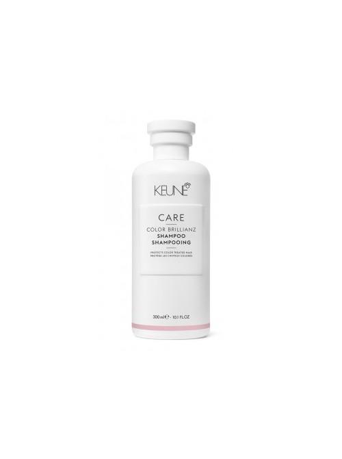 Keune CARE šampūnas plaukų spalvos apsaugai COLOR BRILLIANZ, 300ml/1000ml