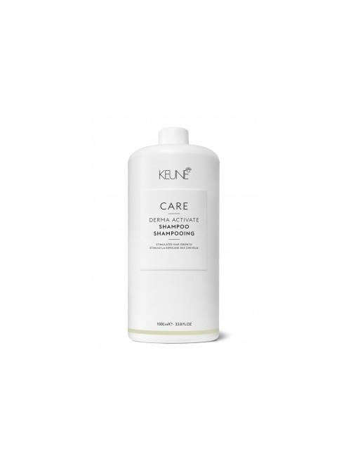 Keune CARE šampūnas silpniems ir slenkantiems plaukams DERMA ACTIVATE, 1000ml