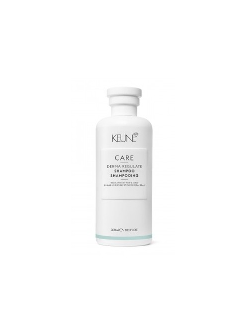 Keune CARE šampūnas riebaluotis linkusiems plaukams DERMA REGULATE, 300ml/1L