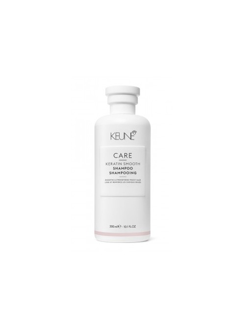 Keune CARE šampūnas su keratinu KERATIN SMOOTH 300ml/1000ml