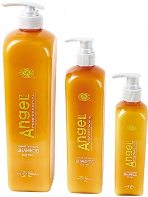 Šampūnas riebiems plaukams Angel Marine Depth SPA Shampoo Oily hair 250ml/500ml/1000ml