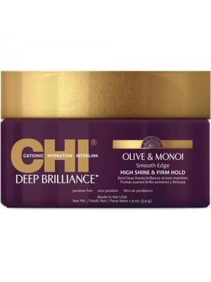 CHI Deep Brilliance Blizgesio suteikianti plaukų pasta su su alyvuogių ir monoi aliejais
