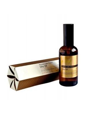Plaukus švelninantis aliejus su spalvos apsauga Angel Morocco Color Protect Silky Oil 100 ml