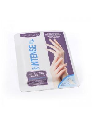 INCAROSE INTENSE HAND PACK - Vienkartinė kaukė-pirštinės rankoms, 2x8 ml