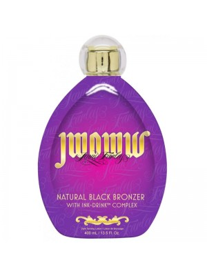 Soliariumo kremas Australian Gold JWOWW Natural Black Bronzer 400ml