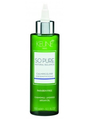 KEUNE SO PURE Raminantis eliksyras, 150 ml