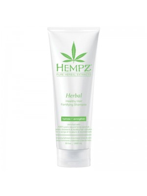Hempz Herbal Healthy Hair Fortifying Plaukų šampūnas 265ml