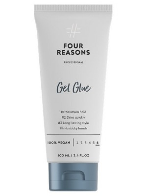 Four Reasons geliniai klijai Gel Glue 100 ml
