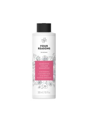 Four Reasons No Nothing Sensitive Color Shampoo šampūnas dažytiems plaukams 300 ml