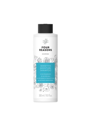 Four Reasons No Nothing Sensitive Moisture Shampoo drėkinamasis šampūnas 300 ml