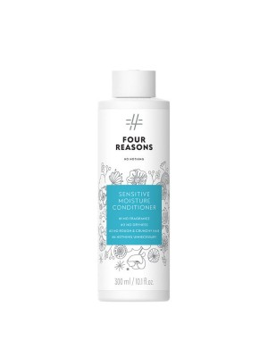 Four Reasons No Nothing Sensitive Moisture Conditioner drėkinamasis kondicionierius 300 ml
