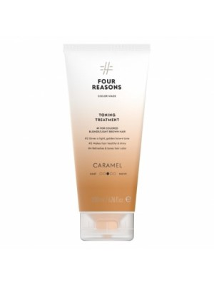 FR COLOR MASK-  kaukė tonuojamoji Color Mask CARAMEL 200 ml