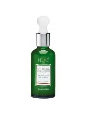 KEUNE SO PURE Maroko Argano aliejus, 45 ml